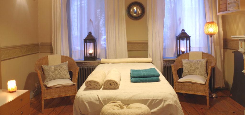 Photo de la salle à Schaerbeek