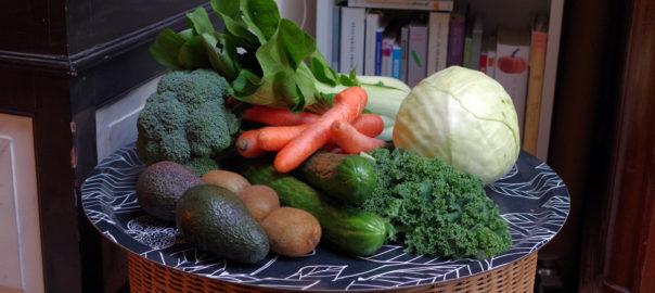 Photo de légumes splendides